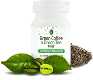 Integratore Green Coffee & Green Tea Plus