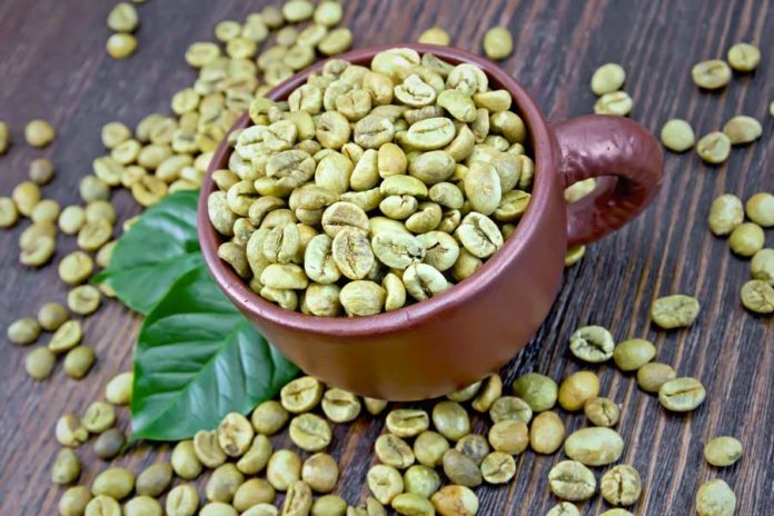 Integratore Green Coffee & Green Tea