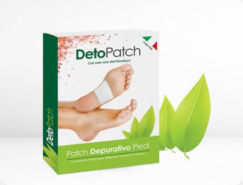 detopatch cerotto detox